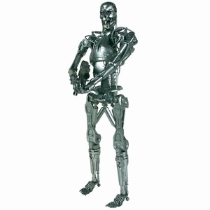 18 Inch T 800 Endoskeleton Action Figure