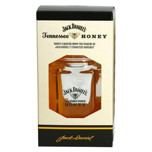 Jack Daniels Tennessee Honey Jars