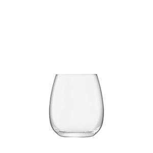 Borough Stemless Glass 16oz / 455ml