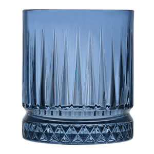 Elysia Double Old Fashioned Tumblers Blue 12.5oz / 360ml