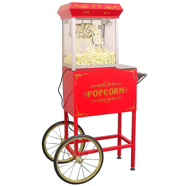 what of for popcorn machine