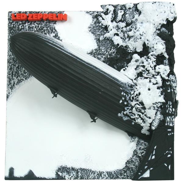 Led Zeppelin 3d Album Cover Drinkstuff