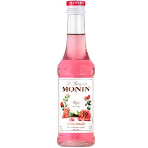 Monin Rose Syrup 25cl