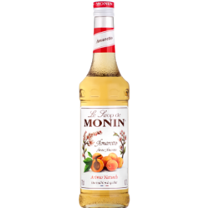 Monin Amaretto Syrup 70cl
