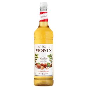 Monin Hazlenut Syrup 1ltr