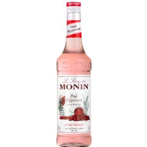 Monin Pink Peppercorn Syrup 70cl