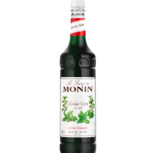 Monin Green Mint Syrup 1ltr
