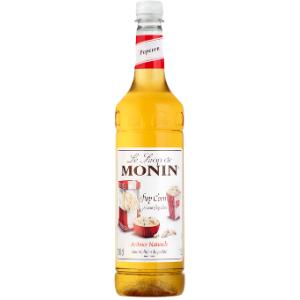Monin Popcorn Syrup 1ltr