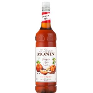 Monin Pumpkin Spice Syrup 1ltr