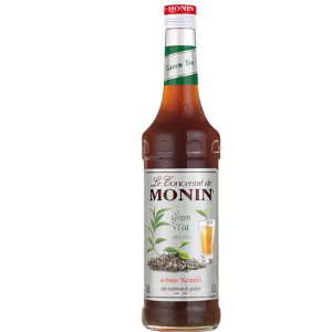 Monin Concentrated Green Tea Syrup 70cl