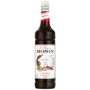 Monin Chai Tea Syrup 1ltr