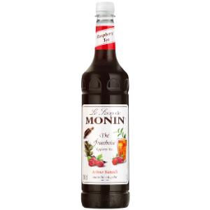 Monin Raspberry Tea Syrup 1ltr