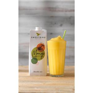 Sweetbird Mango Smoothie Mix 1ltr