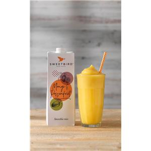Sweetbird Mango & Passionfruit Smoothie Mix 1ltr