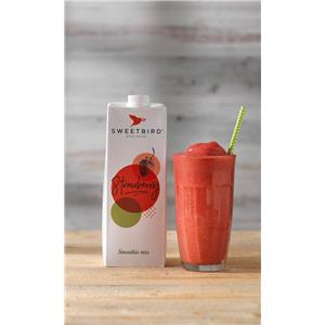 Sweetbird Strawberry Smoothie Mix 1ltr