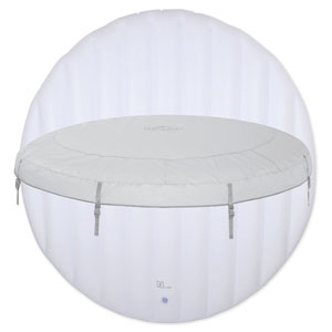Lay Z Spa Vegas Top Leatheroid Cover and Top Inflatable Cover 2021