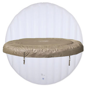 Lay Z Spa Palm Springs Top Leatheroid Cover and Top Inflatable Cover 2021 Version