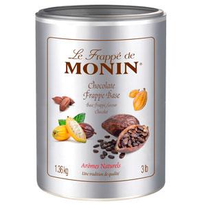 Monin Chocolate Frappe Mix 1.36kg
