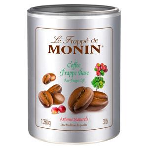 Monin Coffee Frappe Mix 1.36kg