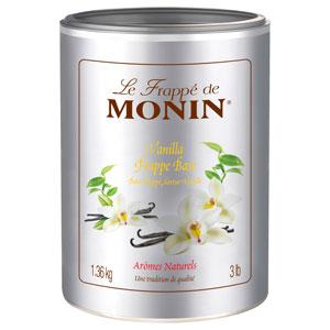 Monin Vanilla Frappe Mix 1.36kg