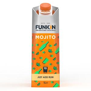 Funkin Mojito Cocktail Mixer 1ltr