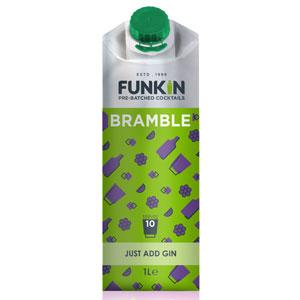 Funkin Bramble Mixer 1ltr