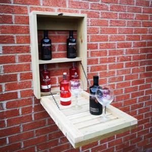 Little Harry Wooden Wall Bar