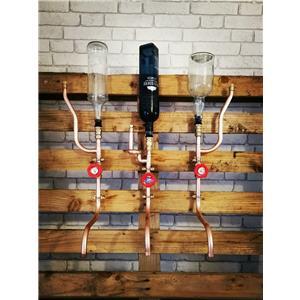 The Barman Optic Copper Drinks Dispenser