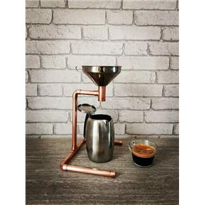 The Old Hall Morning Fix Copper Coffee Dispenser