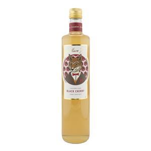 William Fox Premium Black Cherry Syrup 75cl