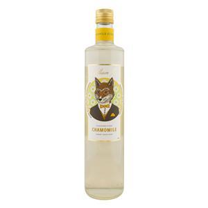 William Fox Premium Chamomile Syrup 75cl
