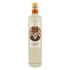 William Fox Premium Cinnamon Syrup 75cl