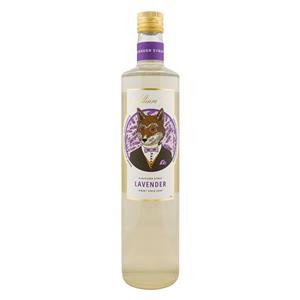 William Fox Premium Lavender Syrup 75cl