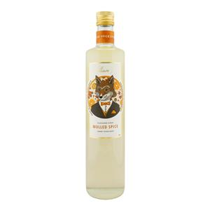 William Fox Premium Mulled Spice Syrup 75cl