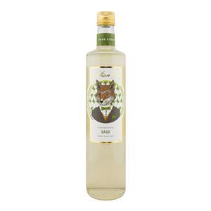 William Fox Premium Sage Syrup 75cl