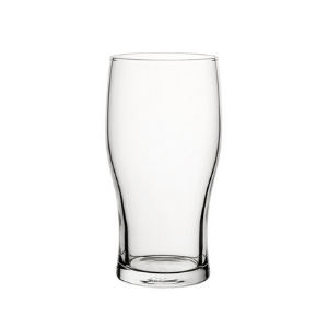 V Block Tulip Pint Glasses 20oz / 570ml