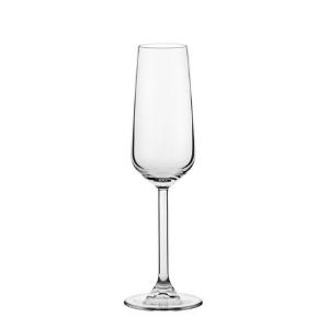 V Block Allegra Champagne Flute 6.75oz / 200ml