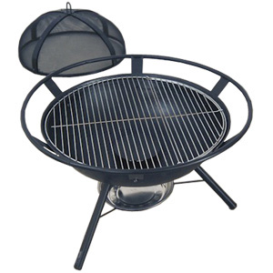 Safety Firepit
