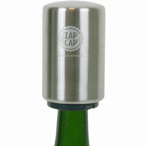 Stainless Steel Zap Cap