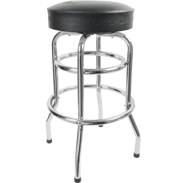 Harley Davidson Bar Stool Drinkstuff