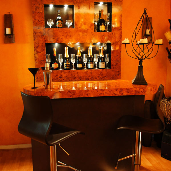 Havana Bar And Wall Unit Home Bars Bar Furniture Buy At Drinkstuff