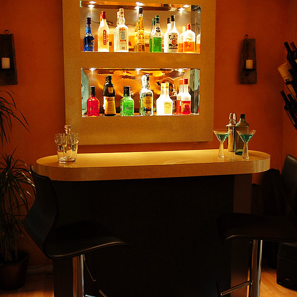 Margarita Bar And Wall Unit Home Bars Bar Furniture Buy At Drinkstuff