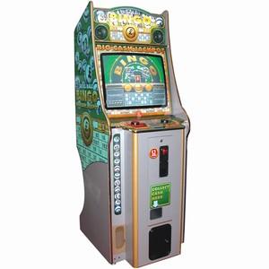 Skill Ball Bingo Machine