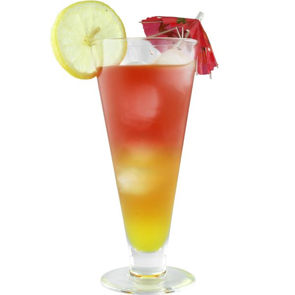 Mixed Drink Glasses Bar