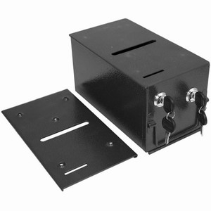 Locking Steel Drop Box