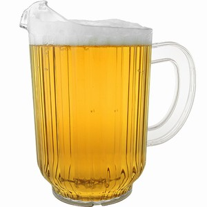 Plastic Pitcher Jug 60oz / 1.7ltr