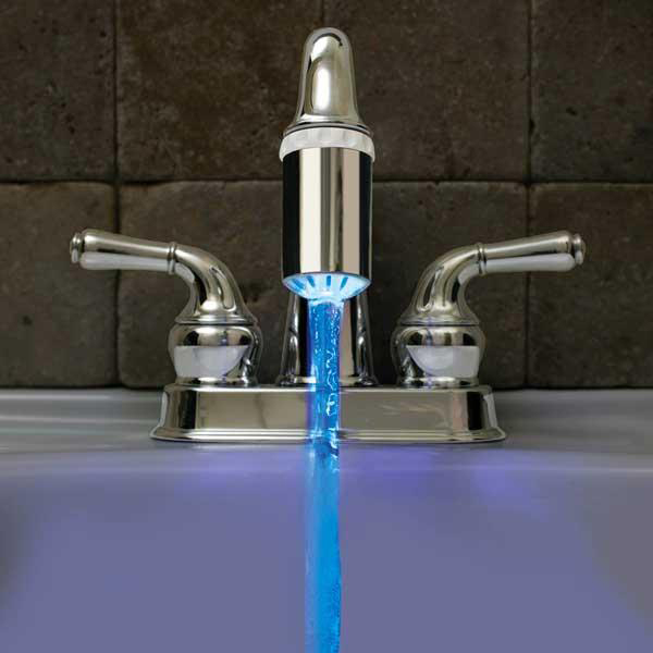 Colour Changing Glowflow Tap Light Drinkstuff