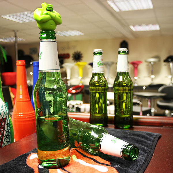 Genie In A Bottle Drinkstuff