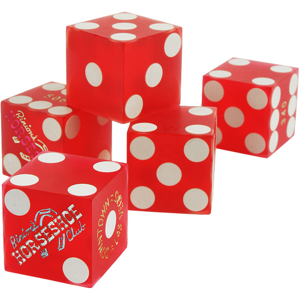 casino dice for sale