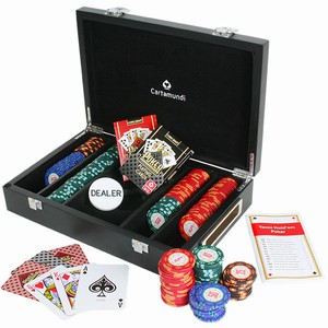 Cartamundi Luxury Poker Set